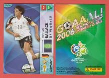 Germany Michael Ballack Bayern Munich 76 2006